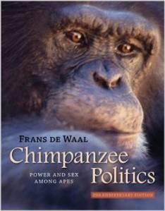 Frans de Waal Chimpanzee Politics